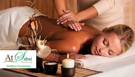 Thai massage sydney george st