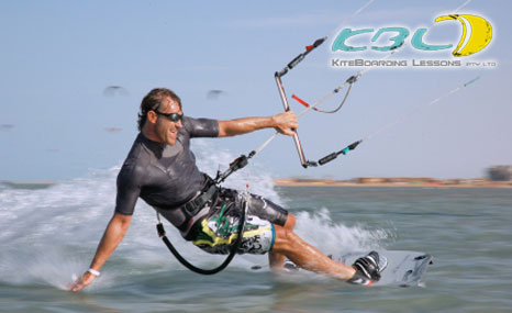 KITESURFING LESSONS WITH THE BEST