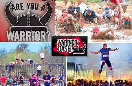Check for Warrior Dash's promo code exclusions. Warrior Dash promo codes sometimes have exceptions on certain categories or brands. Look for the blue