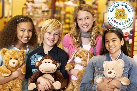 A Build-a-Bear voucher lets you save on creating adorable stuffed animals with a whole lot of character - with Disney collections, Ghostbusters picks and many more to wow little ones - a Build-a-Bear really is the perfect way to make a new best friend.