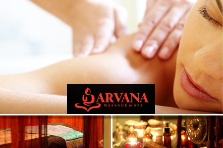 ... Massage and More at Arvana Spa, Surry Hills (Up to $335 value
