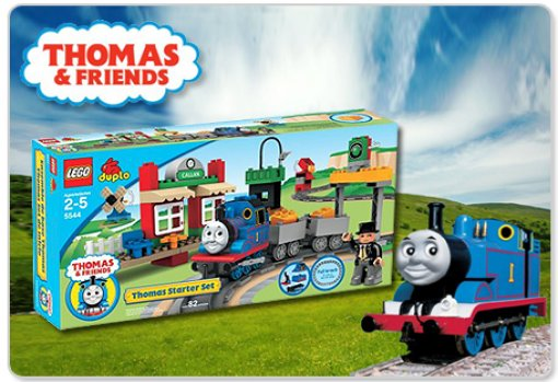 50off Thomas The Tank Engine Lego Duplo Set Deals Reviews Coupons
