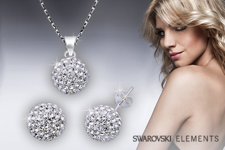 ... or upgrade to include a crystal necklace Choose from clear 8691f1686f