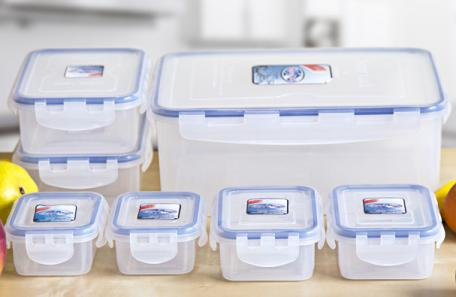 Charmant HighlightsKeep Your Food Fresh For Longer With This Convenient 14 Piece  Super Lock Container SetAustralia Wide Delivery IncludedEach Set Contains 1  X ...
