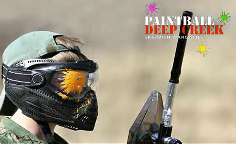Paintball coupons sydney