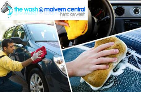 Malvern Central Car Wash