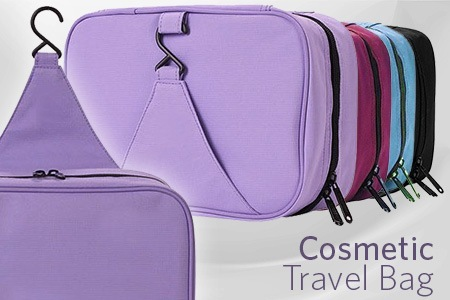 50%OFF Cosmetic Travel Bag deals, reviews, coupons,discounts