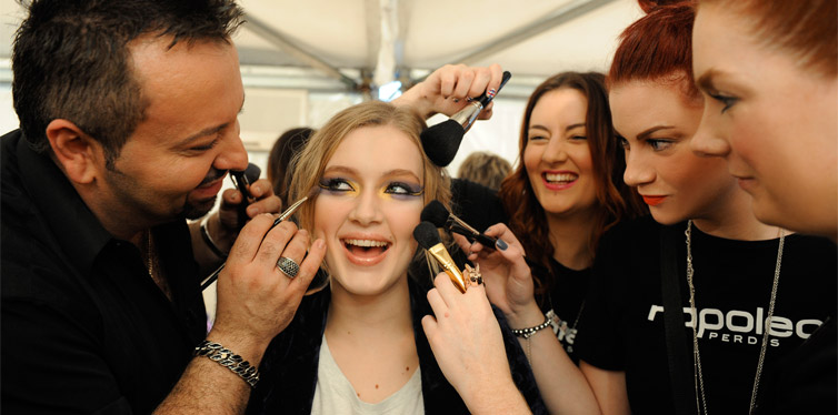 Be a master makeup designer with this one-off Napoleon Perdis Certificate Course in Fashion, Glamour and Bridal Makeup Artistry! It's HALF PRICE!