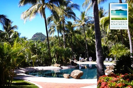 Hamilton Island Escape   $799 For Five Or $579 For Three Nights For Two  People At Whitsunday Apartments (Up To $1945 Value)