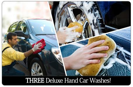 hesperian 100% hand car wash groupons