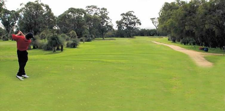 golf deals rockingham