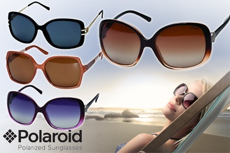 polaroid glasses vgz9  $24 Women's Polaroid Sunglasses in Choice of Four Designs, Including  Nationwide Delivery $7995 Value