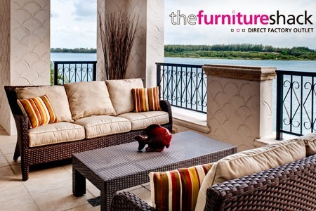 $50 Instead Of $100: Choose From The Furniture Shacku0027s Outdoor And Alfresco  Ranges In Five Brisbane Locations