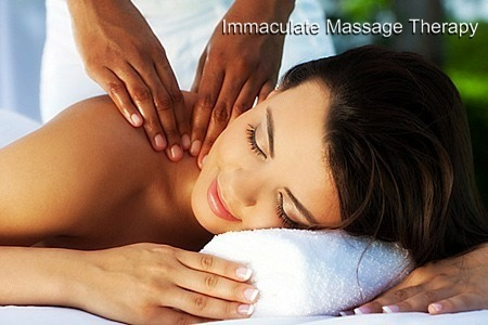 50 off immaculate massage therapy deals reviews coupons. Black Bedroom Furniture Sets. Home Design Ideas