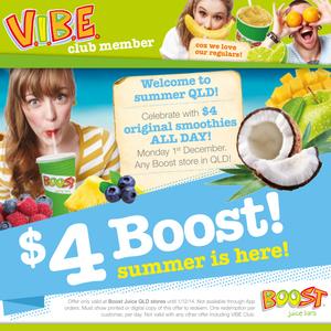 Boost Juice Deals