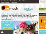 68%OFF 12 Custom Made Cupcakes Deals and Coupons