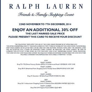 d9c7862db polo ralph lauren friends and family coupon - Dr. E. Horn GmbH - Dr ...