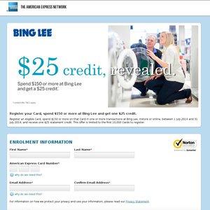 coupon bing lee