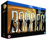 38%OFF James Bond - 22 Film Collection [Blu-Ray] Deals and Coupons